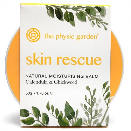 The Physic Garden Skin Rescue Balm