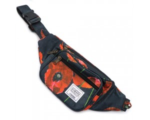 Beekeeper Parade Bumbag Red Poppy