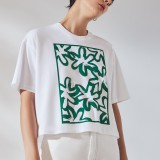 Kowtow Sketch Tee White