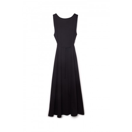 Kowtow Tank Swing Dress Black