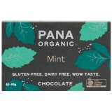 Pana Organic Vegan Chocolate 45g - Mint