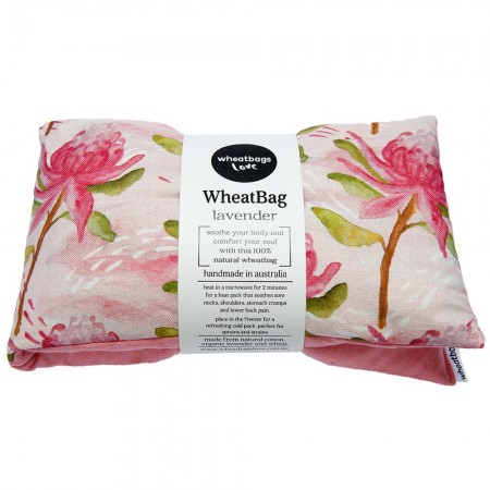 Wheatbags Love Lavender Heat Pack - Waratah
