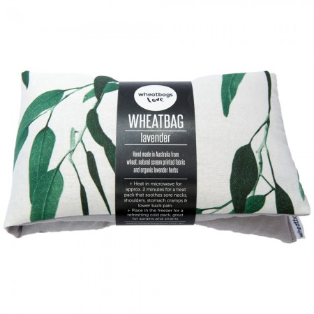 Wheatbags Love Lavender Heat Pack - Gum Green