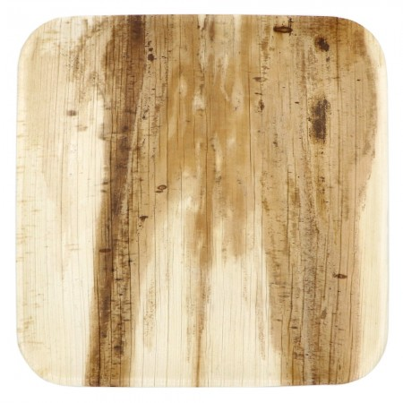 Palm Leaf Plate Large Square 10 Pack
