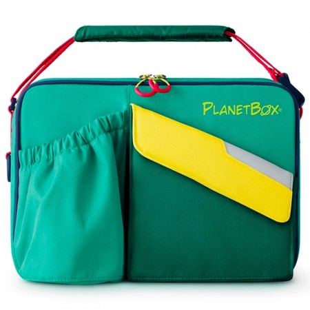 Planetbox Rover Carry Bag - Citrus