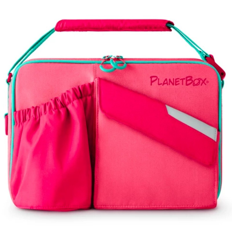 Planetbox Rover Carry Bag - Guava