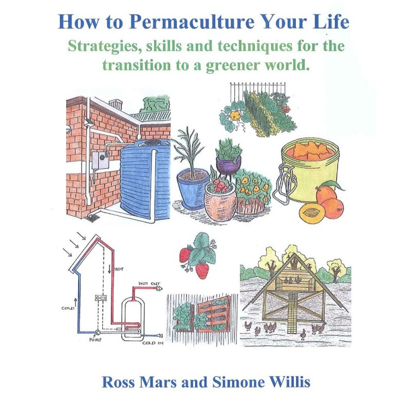 Book - How to Permaculture Your Life