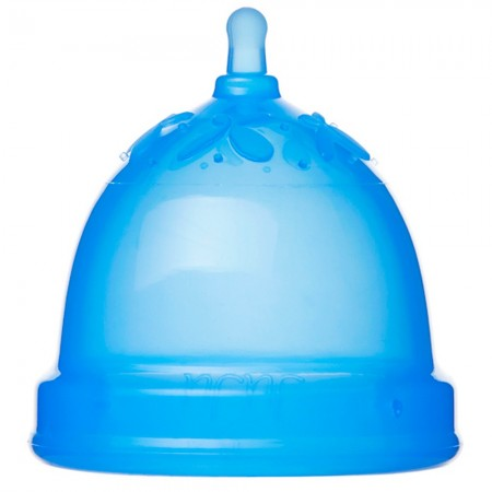 JuJu Menstrual Cup Model 4 - Blue LAST CHANCE!