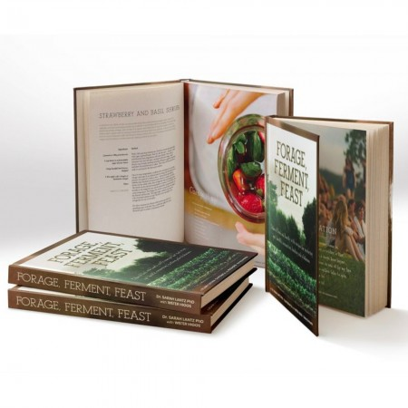 Book Forage, Ferment, Feast