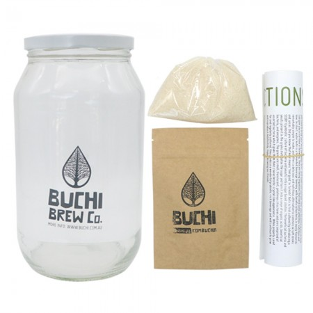 Buchi Home Brew Kit – Water Kefir