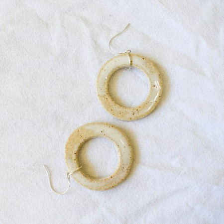 Ochre Perfect Hoops