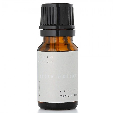 Cedar + Stone Essential Oil Blend - Siesta