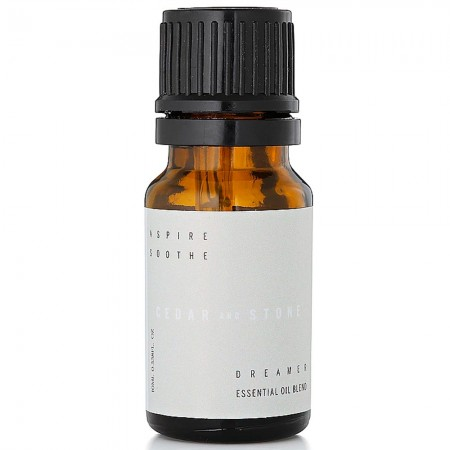 Cedar + Stone Essential Oil Blend - Dreamer