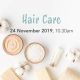 Buy 'How To: Hair Care' Sun October 6 Brisbane Workshop