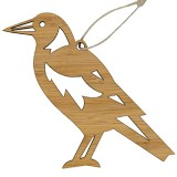 Earth Greetings Bamboo Decoration - Mister Magpie