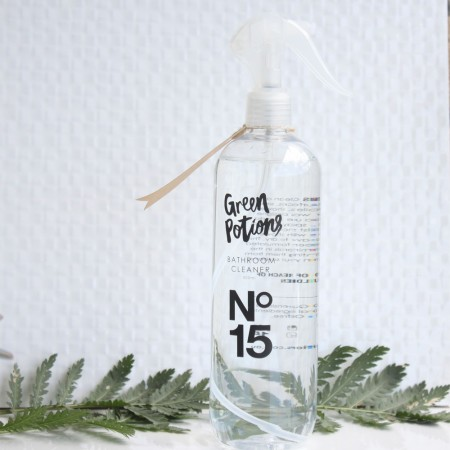 Green Potions No. 15 - Bathroom Cleaner