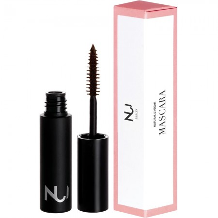 Nui Natural & Vegan Mascara - Parauri (Brown)