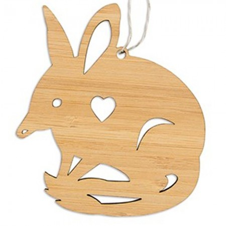 Earth Greetings Bamboo Bilby Decoration
