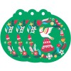 Earth Greetings Christmas Corporate Gift Tag 50pk