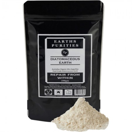 Earths Purities Repair From Within Diatomaceous Earth 250g