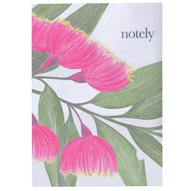 Notely 200pg Blosson Journal - Lined