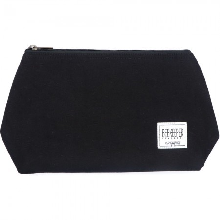 Beekeeper Parade Makeup Bag Large Black