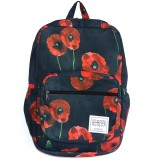 Beekeeper Parade Royal Backpack Red Poppy
