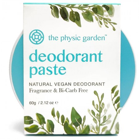 The Physic Garden Deodorant - Fragrance & Bi-Carb Free