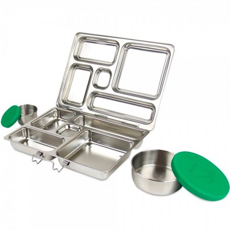 PlanetBox Rover Kit DOGS NEW (Box, Containers, Magnets, Carry Bag)