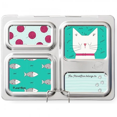 Planetbox Launch Kit CATS (Box, Dipper, Magnets)