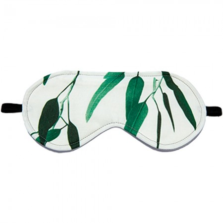 Wheatbags Love Eye Mask - Gum Green