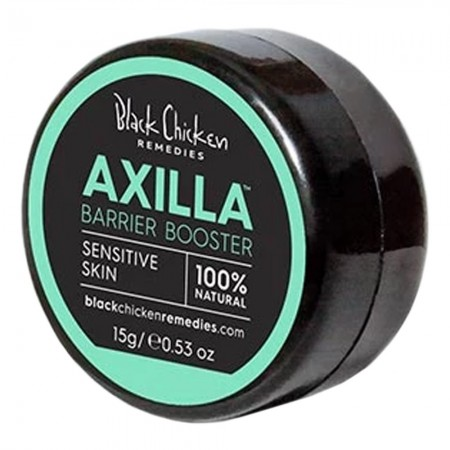 Black Chicken Remedies Axilla Barrier Booster Deodorant Paste for Sensitive Skin Mini 15g