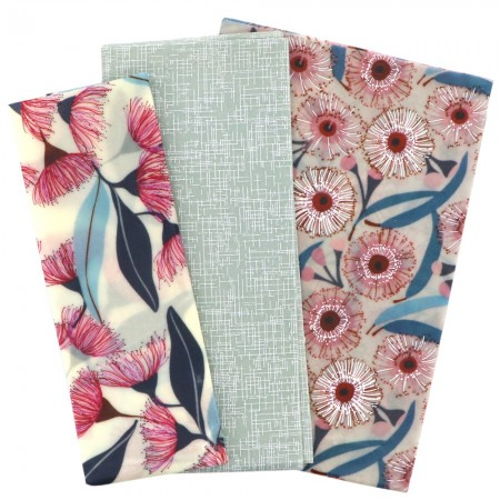 Queen B Beeswax Assorted Wraps (3pk)