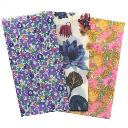 Queen B Beeswax Wraps Medium (3pk)