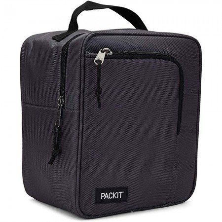 Packit Commuter Lunch Box Charcoal
