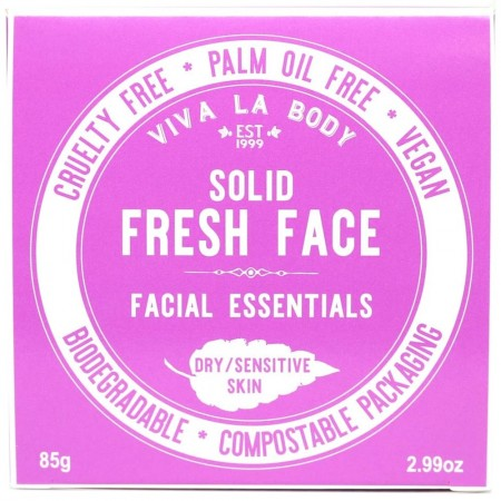 Viva La Body Fresh Face Essentials - Dry/Sensitive/Mature Skin