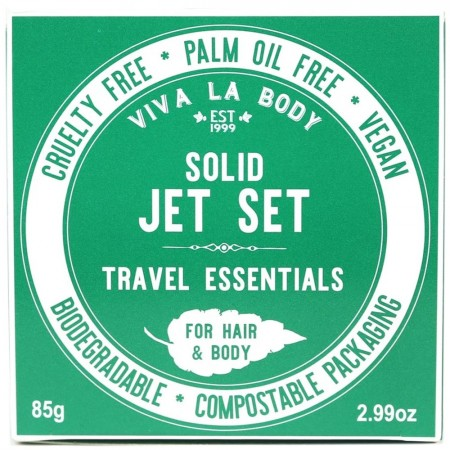 Viva La Body Jet Set Travel Essentials - Hair & Body