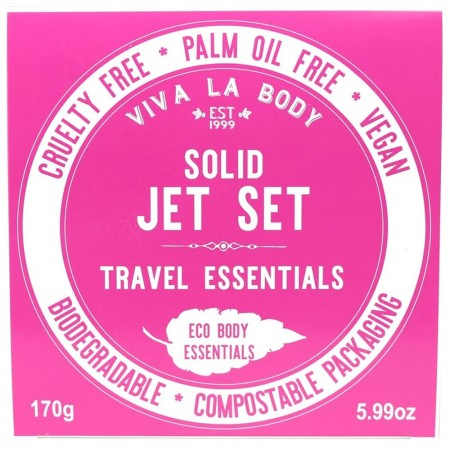 Viva La Body Jet Set Travel Essentials for Ladies