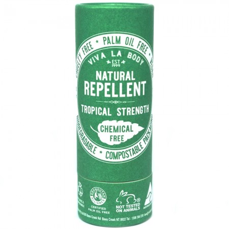 Viva La Body Tropical Strength Natural Repellent
