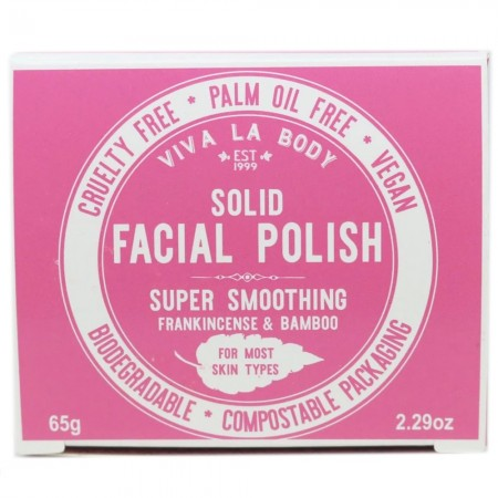 Viva La Body Solid Facial Polish - Super Smoothing