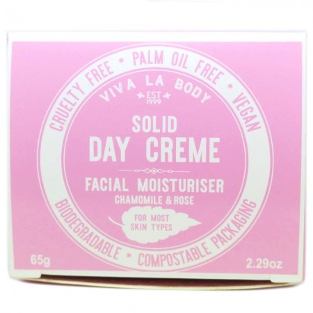 Viva La Body Solid Day Creme Facial Moisturiser - Hydrating (Normal)