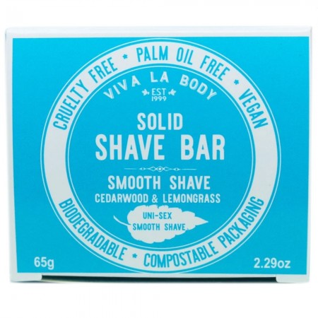 Viva La Body Unisex Smooth Shave Bar