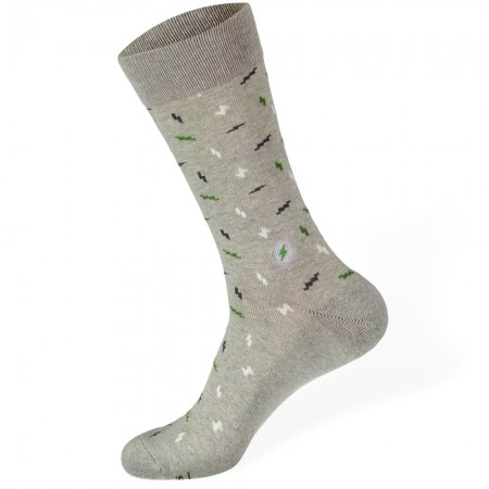 Conscious Step Socks that Provide Relief Kits - Grey