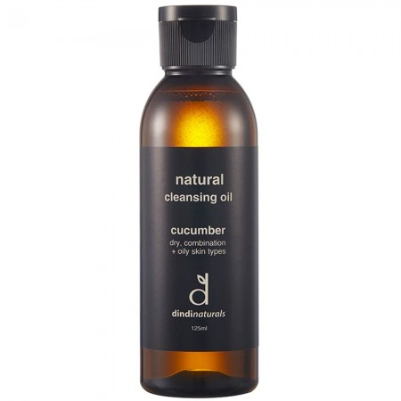Dindi Naturals Cleansing Oil 125ml - Cucumber