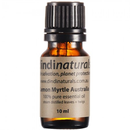 Dindi Pure Essential Oil 10ml - Lemon Myrtle