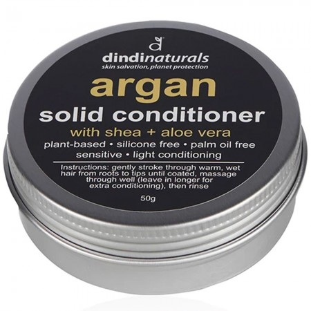Dindi Naturals Solid Conditioner Bar in Tin 50g