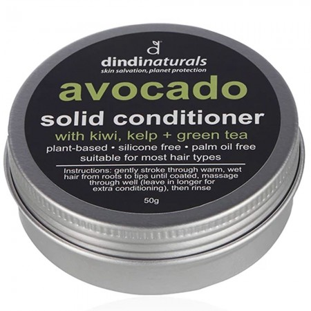 Dindi Naturals Solid Conditioner Tin 50g
