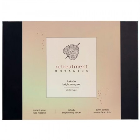 Retreatment Botanics Kakadu Brightening Set