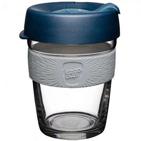 KeepCup Glass Floret MED 12oz