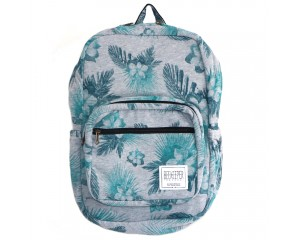 Beekeeper Parade Royal Backpack Tropical Grey Turquoise